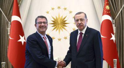 Carter and Erdogan