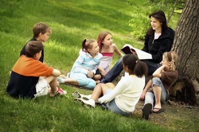 Children Education Training