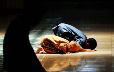 Children Offering Prayer