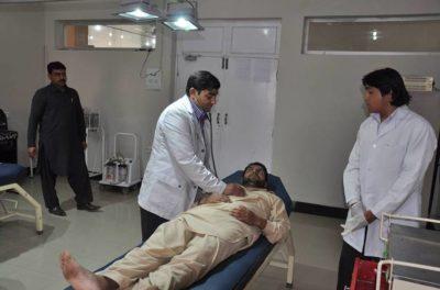 DHQ Hospital Jhelum