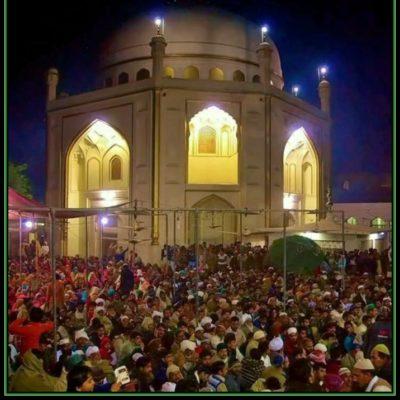 Darbar e Aaliyah Hujrah Shah Muqeem