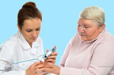 Diabetes Checking