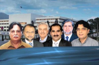 Federal Ministers