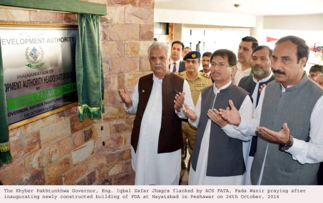 Governor KPK are inaugurated