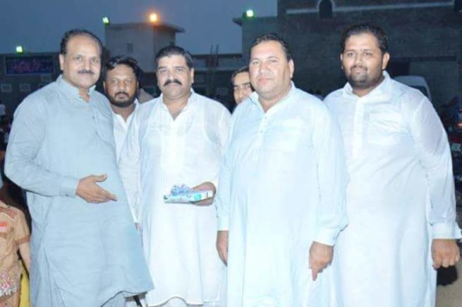 Haji Basharat Ali Meeting
