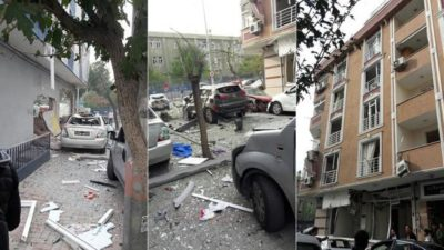 Istanbul Police Station Attack
