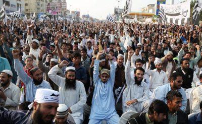 Jamaat ud Dawa Rally