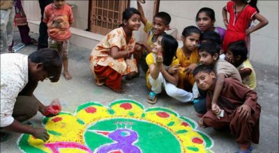 Karachi Diwali