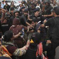 Karachi Melee