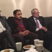 Kashmiri Leaders Meeting Asif Masood and Subhani Sab