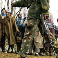 Kashmiries Protest
