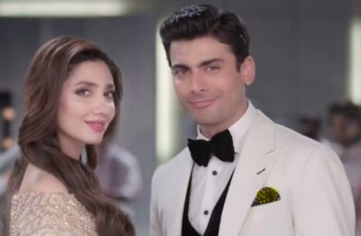 Mahira and Fawad Khan