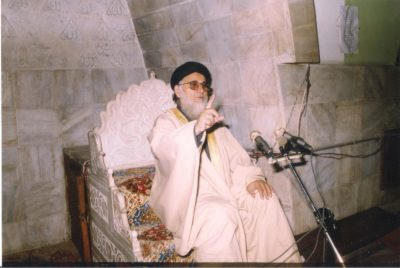 Maulana Abdullah Ghazi