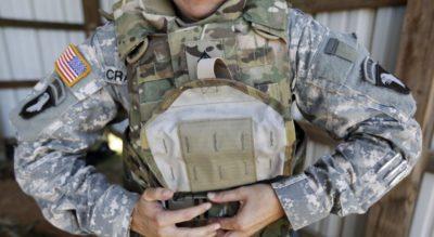 Military Equipment Theft
