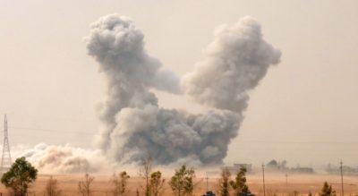 Mosul Fight