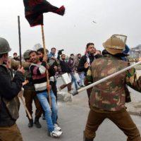 Muharram Procession Clashes