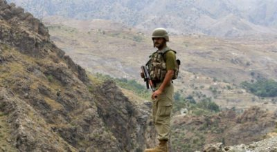 Pak Army Soldier