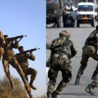Pak Army vs Indain Army