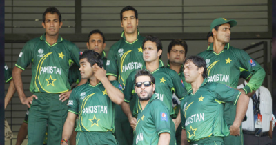 Pakistan Cricketers