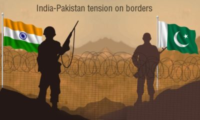 Pakistan India Tension