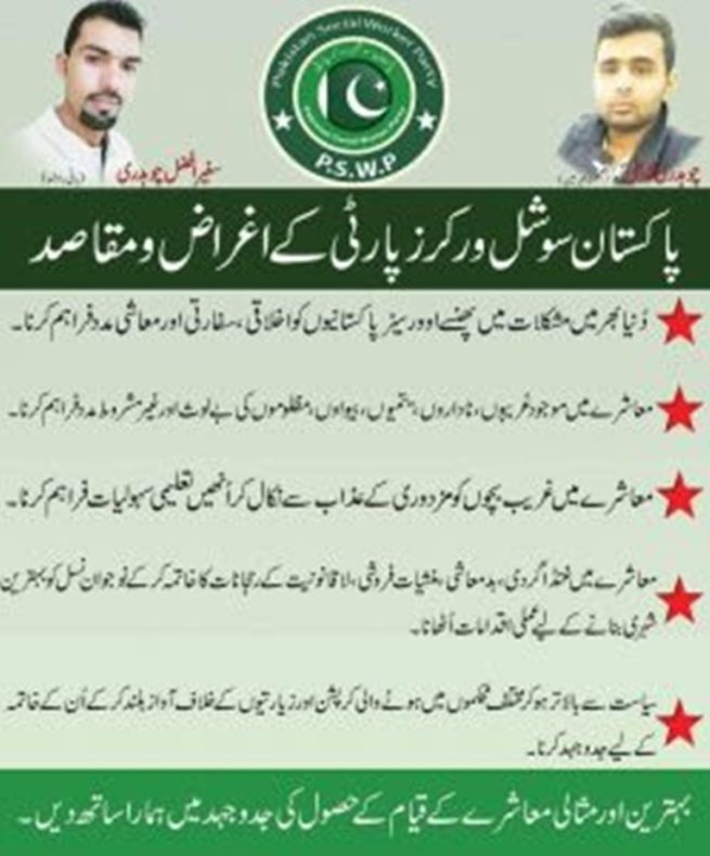 Pakistan Social Workers Party