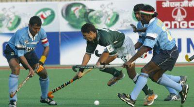 Pakistan vs India Hockey Match