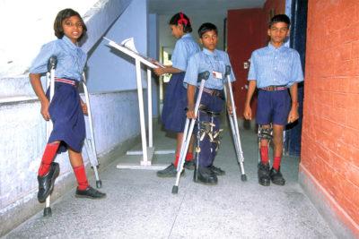 Paralysis Children