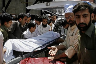 Peshawar Attack on Polio Team