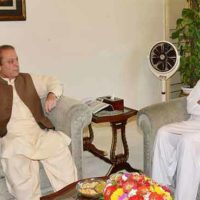 Prime Minister and Chaudhry Nisar Met