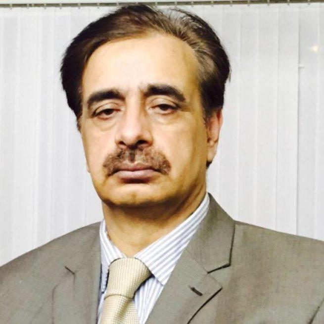 Professor M Hussain Chohan