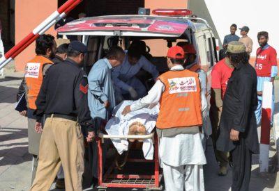 Quetta Police Academy Attack