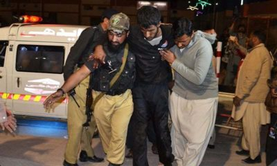 Quetta Police Training College Attack