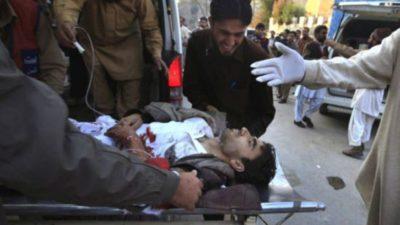 Quetta Police Center Attack