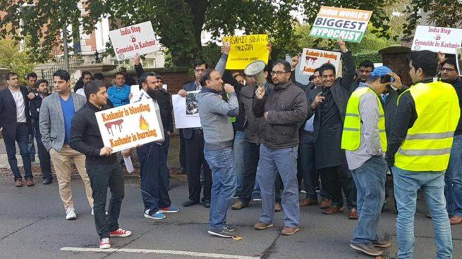 Rally For Kashmir