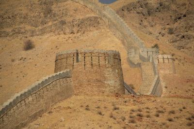 Rani Kot Wall