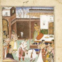 Razm Nama-Manuscript Mohan (Son_of_Banwari)