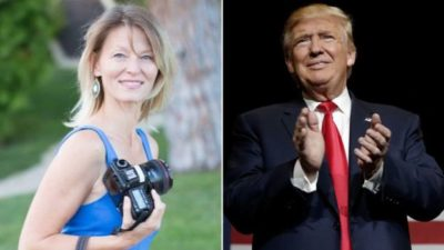 Samar and Trump
