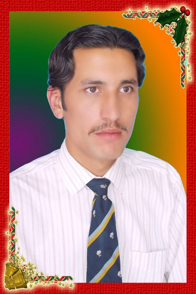 Shah Mehmood Khan
