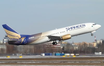 Shaheen Airline
