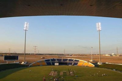 Sheikh Zayed Stadium