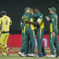 South Africa Victory