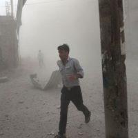 Syria School Blast