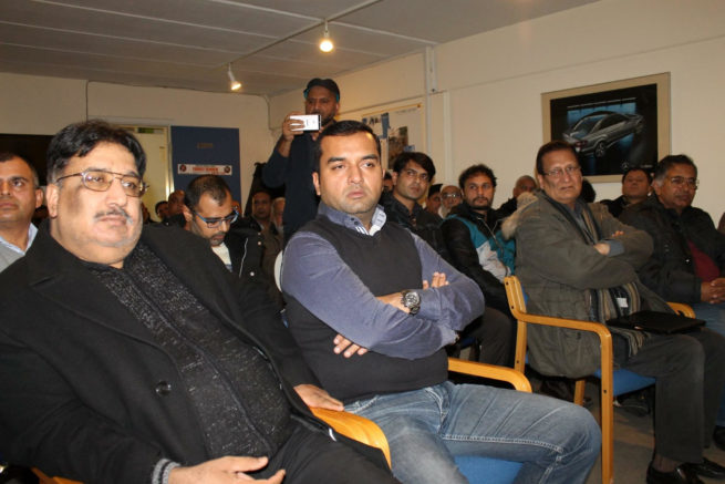Tareek E Kashmir ki international conference in Denmark