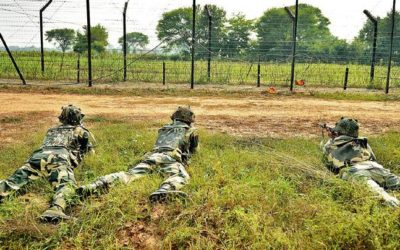 Tension on LoC