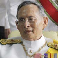 Thailand King Dead