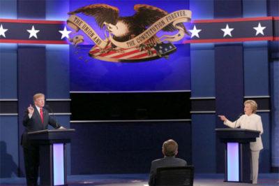 United States Presidential Candidates Debates