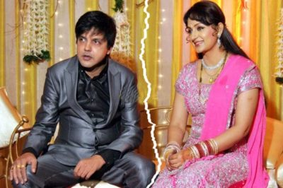 Upasana Singh and Neeraj Bhardwaj