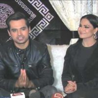 Veena Malik and Asad Khattak