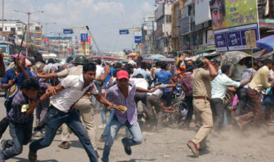 Violence on Muslims in India