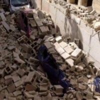 Wall Collapse